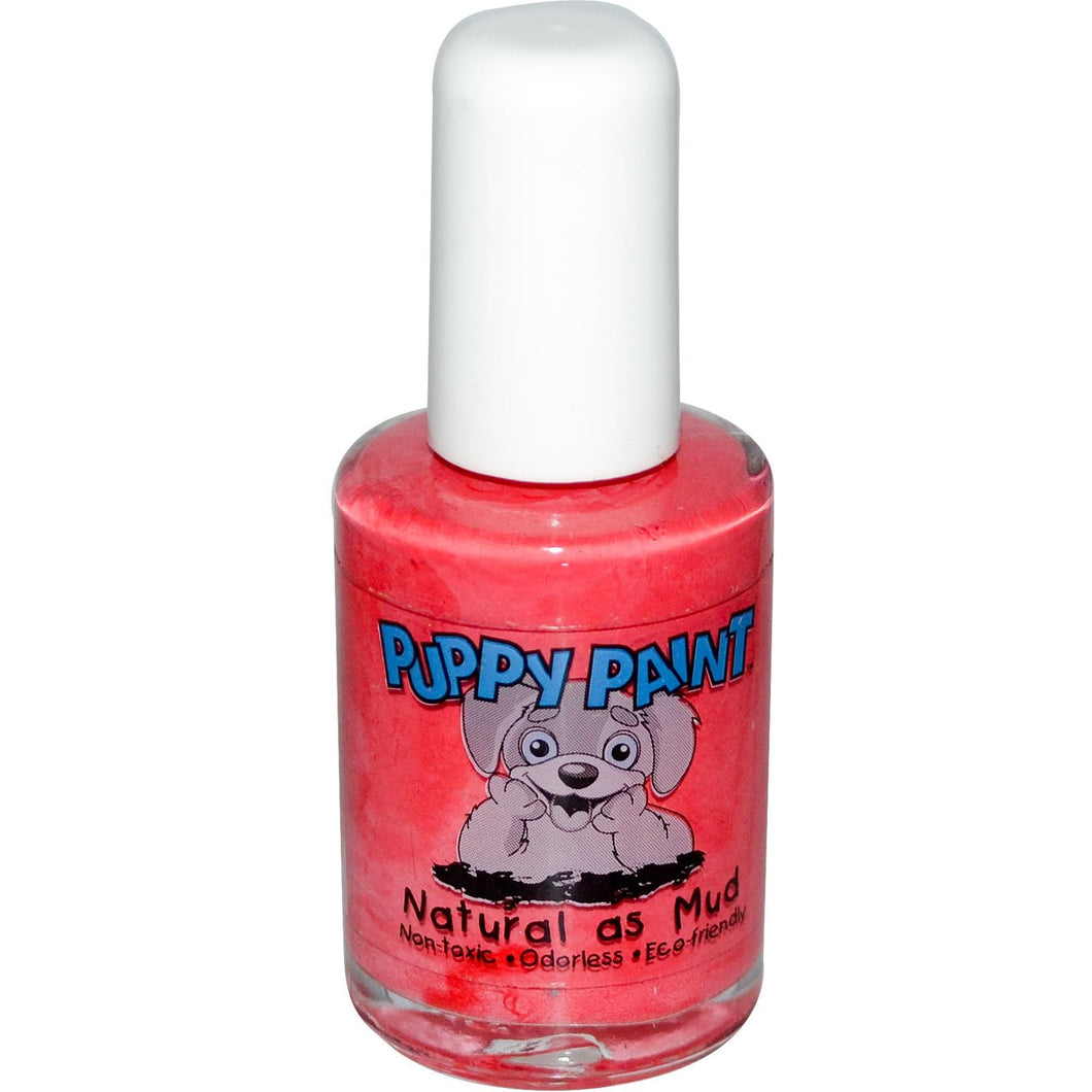 Puppy Paint, Nail Polish for Dogs, Fire Hydrant Fun, 15 ml, 0.5 fl oz