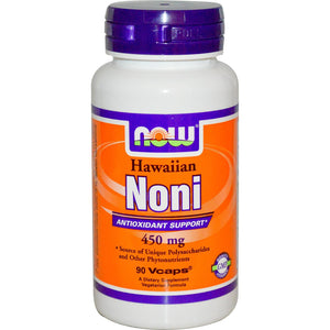 Now Foods, Hawaiian Noni, 450 mg, 90 VCaps - Dietary Supplement