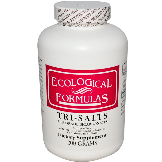 Cardiovascular Research Ltd., Tri-Salts, 200 g - Dietary Supplement