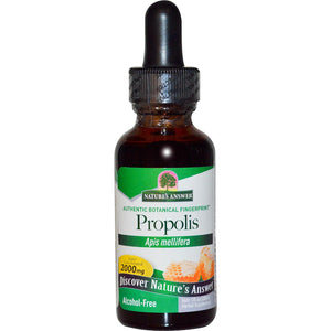 Nature's Answer, Propolis, Alcohol-Free, 2000 mg, 30 ml, 1 fl oz