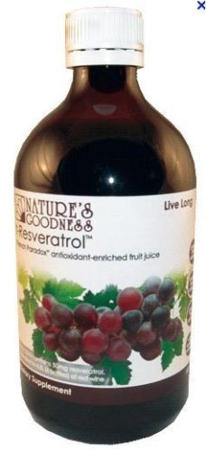 Nature's Goodness Resveratrol Juice Concentrate 500 ml