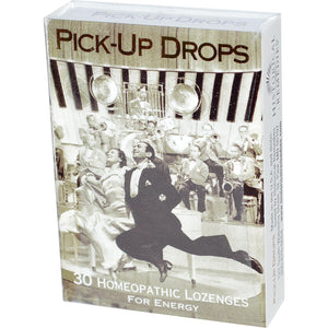 Historical Remedies Pick-Up Drops For Energy 30 Homeopathic Lozenges