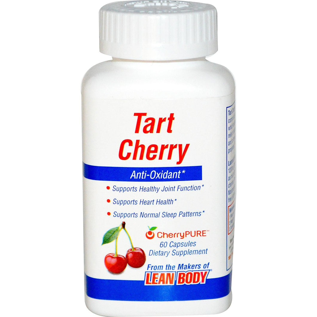 Labrada Nutrition Tart Cherry Extract 60 Capsules - Dietary Supplement