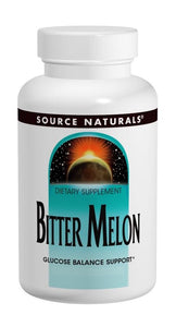 Source Naturals Bitter Melon 60 Capsules - Dietary Supplement