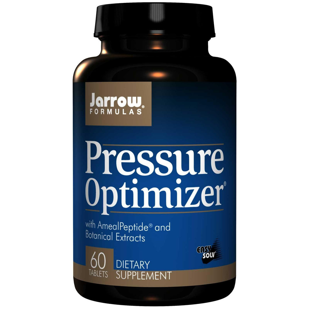 Jarrow Formulas Pressure Optimiser 60 Tablets - Dietary Supplement