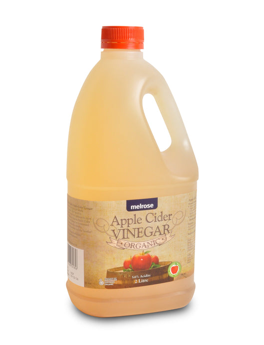 Melrose Organic Apple Cider Vinegar 2 Litres - Superfoods