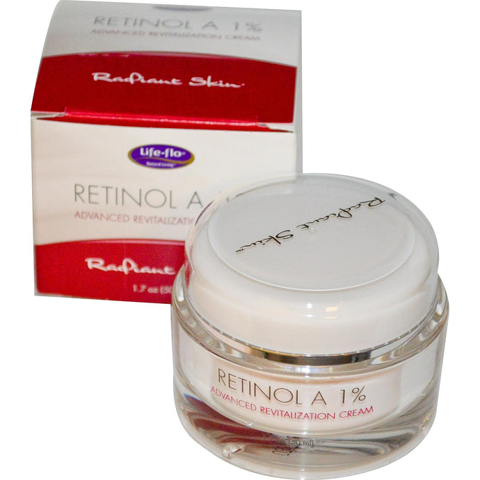 Life Flo Health Retinol A 1 % Advanced Revitalisation Cream 50 ml 1.7 oz