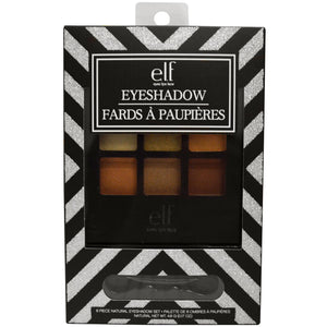 E.L.F Cosmetics Natural Eyeshadow Set 4.8 g 0.17 oz