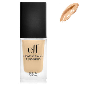 E.L.F Cosmetics Flawless Finish Foundation SPF 15 Oil Free Sand 23 g 0.8 oz