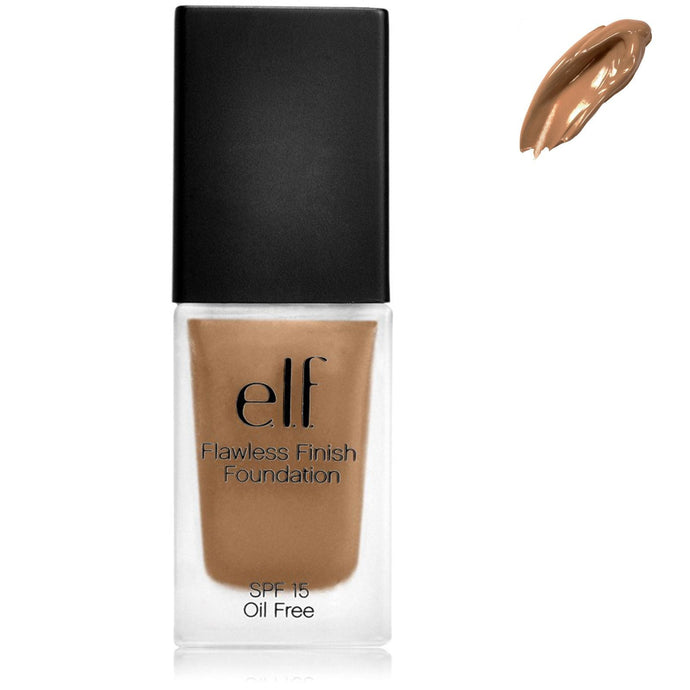 E.L.F Cosmetics Flawless Finish Foundation SPF 15 Oil Free Coco 23 g 0.8 oz