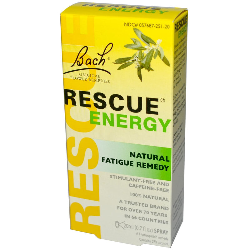 Bach Original Flower Essences Natural Fatigue Remedy 20 ml 0.7 fl oz