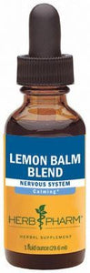 Herb Pharm, Lemon Balm, 29.6 ml, 1 fl oz