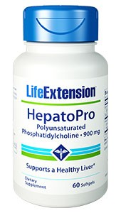Life Extension, HepatoPro, 900mg, 60 Softgels