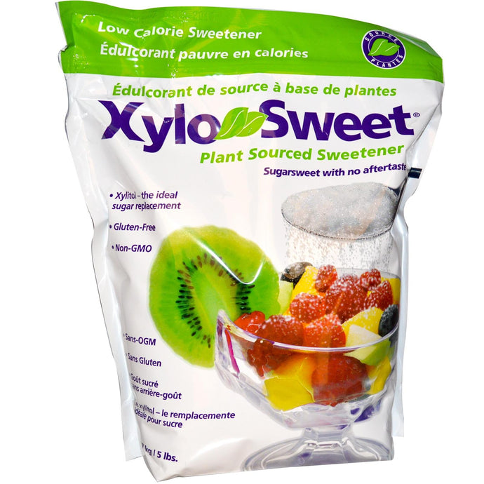 Xlear Inc., (Xclear) XyloSweet, Plant Sourced Sweetner, 2.27 kg, 5 lbs