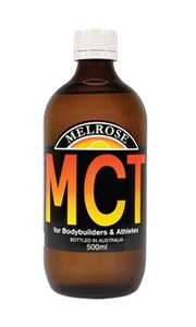 Melrose MCT for Body Builders & Athletes 500 ml