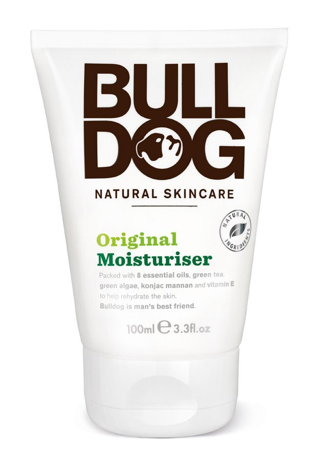 Bull Dog, Natural Skin Care, Original Moisturiser, 100 ml