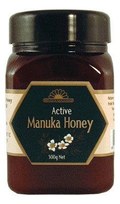 Berringa Active Manuka Honey 20 + 500 g - Health Supplement