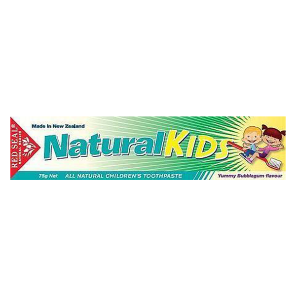 Red Seal, Kids, SLS Free, Toothpaste, 75 g
