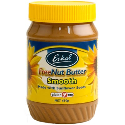 Eskal FreeNut Butter Gluten Free Smooth 450 g - Dietary Supplement