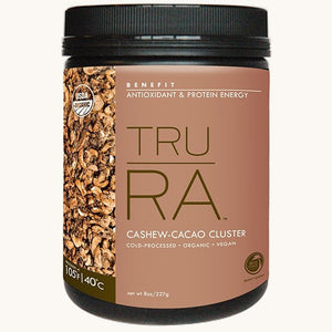 Big Tree Farms, Organic, Cashew-Cacao Cluster, Tru RA, 226 g