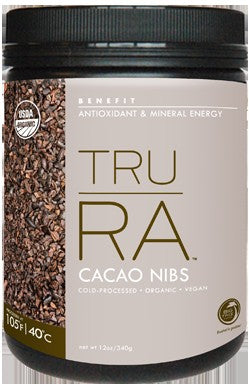 Big Tree Farms, Organic Cacao Nibs, Tru RA, 340 g, 12 oz