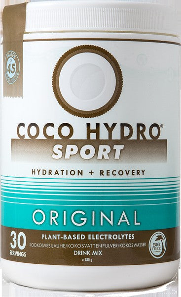Big Tree Farms, Coco Hydro Sport, Original, 30 Servings, 480 g