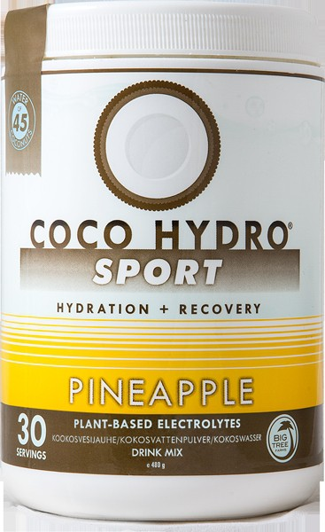 Big Tree Farms, Coco Hydro Sport, Pineapple, 30 Servings, 480 g