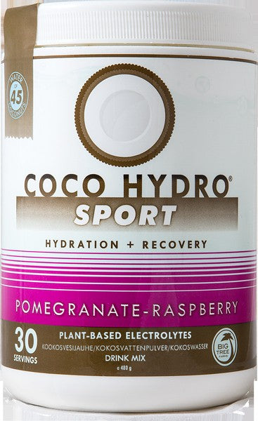 Big Tree Farms, Coco Hydro Sport, Pomegranate Raspberry, 30 Servings, 480 g