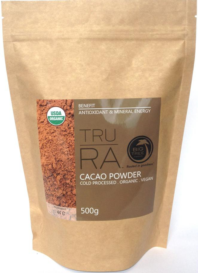 Big Tree Farms, Organic Cacao Powder, 500 g