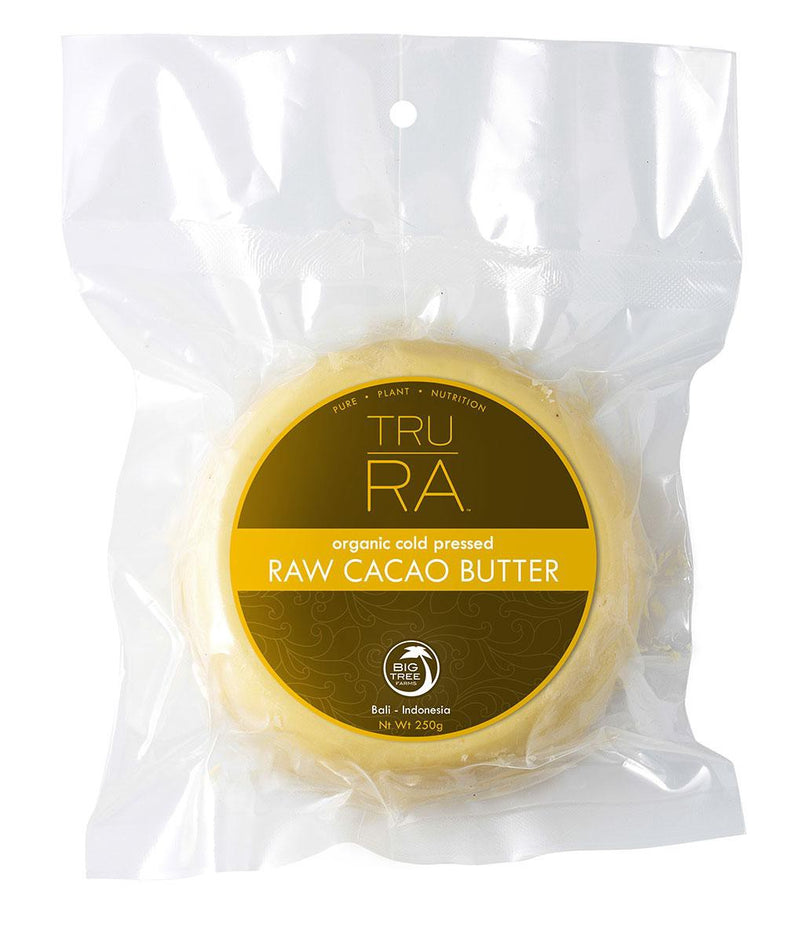 Big Tree Farms, Organic, Raw Cacao Butter, 250 g