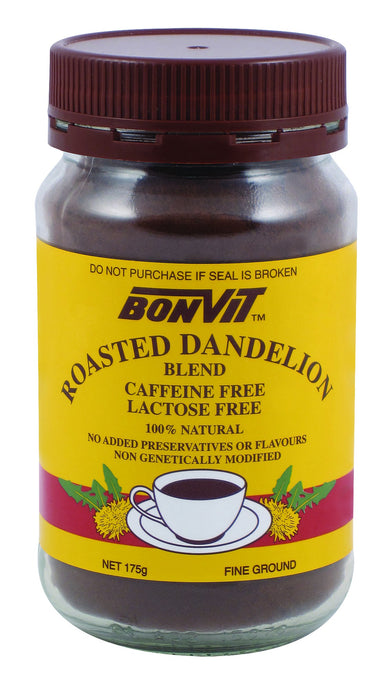 Bonvit, Roast Dandelion & Chicory, Fine Ground, 175 g