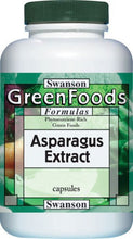 Load image into Gallery viewer, Swanson GreenFoods Formulas Asparagus Extract 60 Veggie Capsules