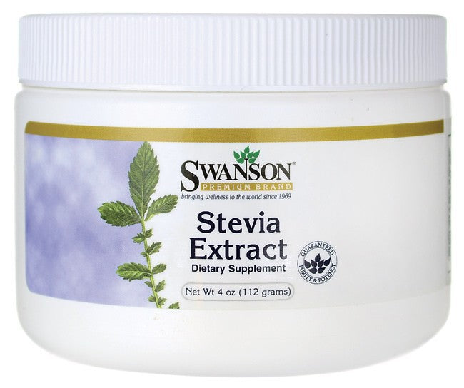 Swanson Premium Stevia Powder Extract 112g 4 Oz.