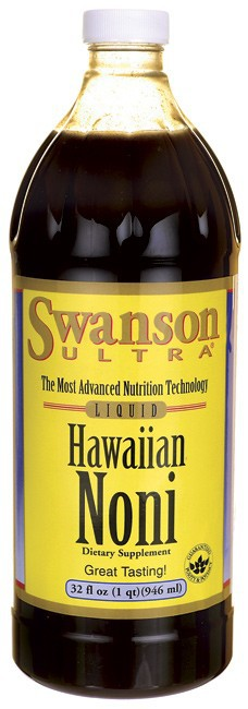 Swanson Ultra Hawaiin Noni (Liquid) 946ml 32 Oz