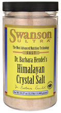 Load image into Gallery viewer, Swanson Ultra Himalayan Crystal Salt 1kg - Natural Supplement