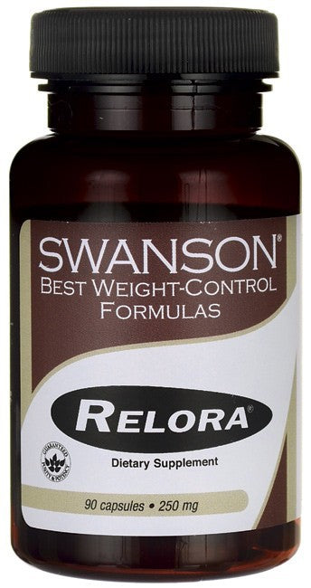 Swanson Best Weight-Control Formulas  Relora 250mg 90 Capsules