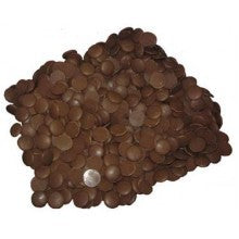 Sweet William, Original Chocolate Cooking Buttons, 500 g