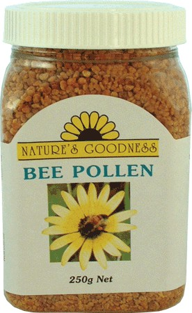 Nature's Goodness, Bee Pollen Granules, 250 g