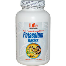 Load image into Gallery viewer, Life Enhancement, Potassium Basics, 240 Capsules