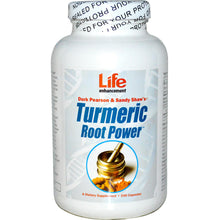 Load image into Gallery viewer, Life Enhancement, Turmeric Root Power, 240 Capsules