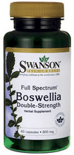 Load image into Gallery viewer, Swanson Premium Full-Spectrum Boswellia 800mg 60 Capsules