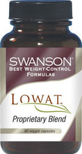 Load image into Gallery viewer, Swanson Best Weight-Control Formulas LOWAT 90 Veggie Capsules