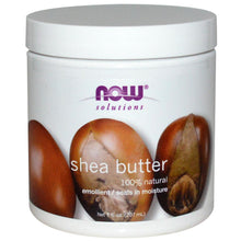 Load image into Gallery viewer, Now Foods, Shea Butter, 207ml