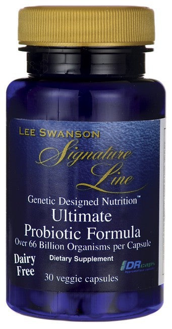 Lee Swanson Signature Line Ultimate Probiotic Formula 30 Veg Drcaps