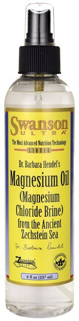 Swanson Ultra Dr. Barbara Hendel's Magnesium Oil 237ml