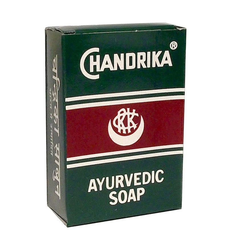 Chandrika, Ayurvedic, Soap, Vegetable, 75 g