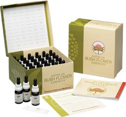 Australian Bush Flowers, Bush Flower Essences Kit, 69 Essences