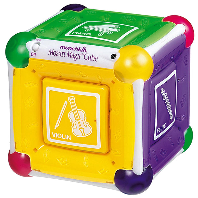 Munchkin Mozart Magic Cube All Ages