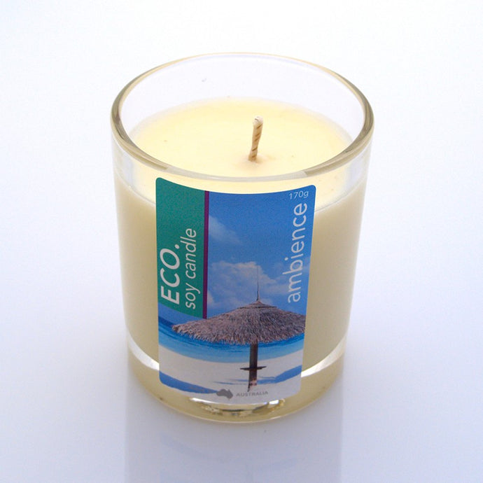 ECO., Soy Candle, Ambiance, 50 Hrs