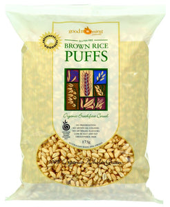 Good Morning Cereals, Brown Rice Puffs, Gluten Free, 175 g